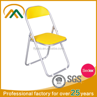 Cheap yellow leather chair yellow leather office chair KP-C9827