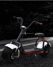 2017 new model front rear suspension adults street legal electric scooter for adults