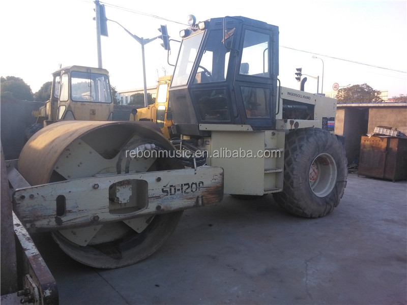 Used Ingersoll Rand SD120D Road Roller for sale