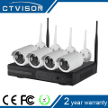 2016 new design best seller ctvison 4ch 720P wifi nvr kit
