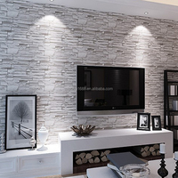 Specail type design brick new design wallpaper