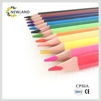 12 Triangle Color Pencils