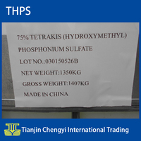 75 Tetrakis Hydroxymethyl Phosphonium Sulfate THPS