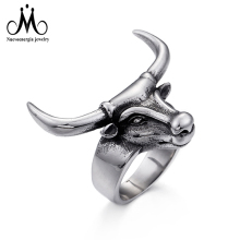 Guangzhou Jewelry Stainless Steel Manufacturer New Cow Ring