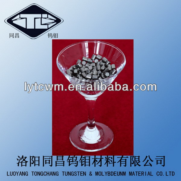 Top grade best sell induction melting molybdenum crucible