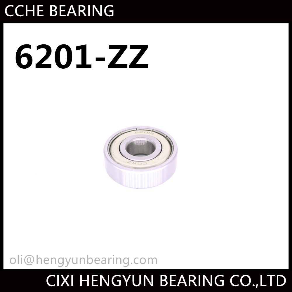Factory Price High Quality Motor Bearing 6201-ZZ 32*12*10mm Chrome Steel Bearing