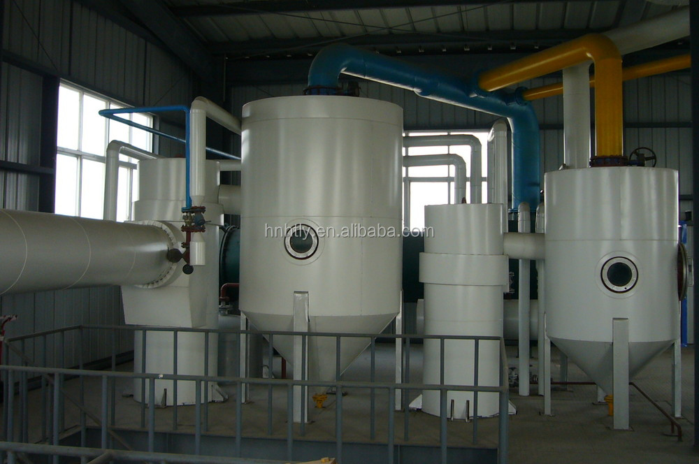 seeds oil expeller machines from China Huatai company
