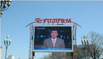 Outdoor Advertising Led display, High Quality Outdoor Mobile Advertising,Advertising Led Screen