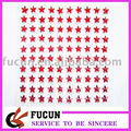 2016 3D Acrylic diamond rhinestone sticker for notebook/wall/cell phone /mobile phone decoration