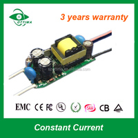 constant current 300mA high pf bis standard non isolate 12w led bulb driver