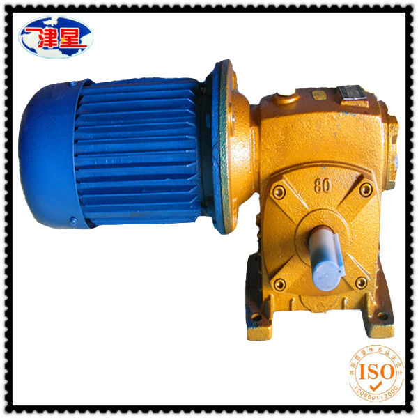 WPDS cast iron worm gearbox speed reducer worm gear