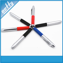 promotional pen stylus with led light for wholesales