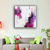 2017 modern abstract art painting themes canvas art