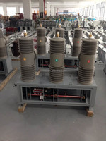 Medium voltage Outdoor AC SF6 11kv 24kv 33kv circuit breaker