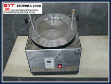 Direct factory Grit powder vibration test sieve system
