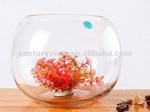 Di alta qualit ingrosso di vetro boccia di pesci acquari for Contenitore per pesci