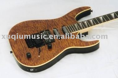 Flame Maple Top Electric Guitar