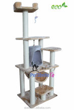 Top High design for big Cat Cat tree Cat House