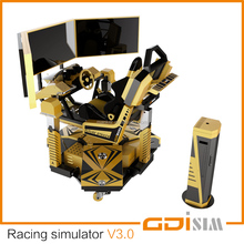 F1 Racing simulator Double seat Hot sale