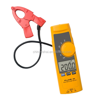 True-rms AC/DC FLUKE 365 Auto Range Digital Clamp Meter