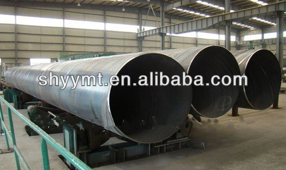 Spiral steel pipe Shanghai Yuying Machinery Technology Co.,Ltd