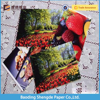 160gsm A4 Size Digital High glossy Digital photo paper
