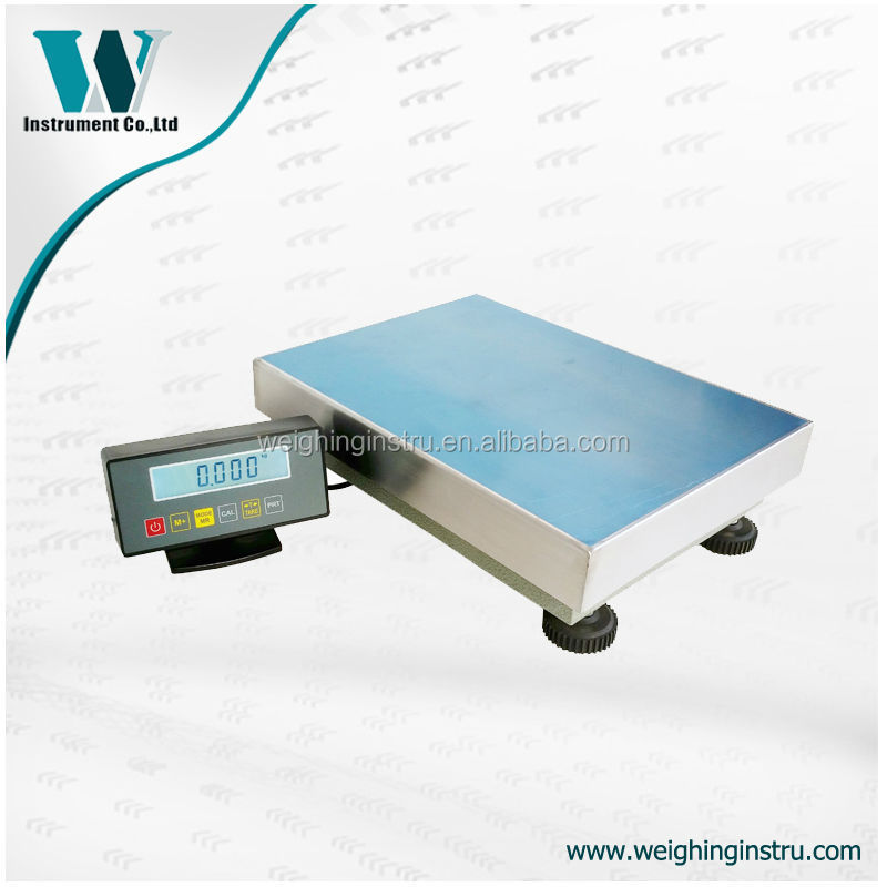 40kg 1g table scale portable weight bench