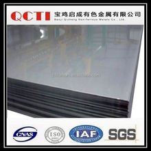 ASTM B265 titanium plate used hho generator for car