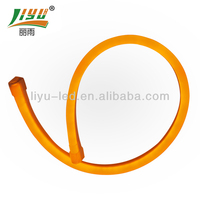 Shanghai LIYU,DIP Led Orange Neon Flex for NEON SIGN,90 LED,CE&ROHS, #LY-CL-240V-MO