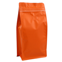 Aluminum Foil Coffee Seal Zipper Stand Up Pouch Zip Lock Drip Puller Ground Coffee Bag With Valve