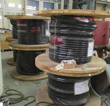 Spreader basket cable STS, RTG RMG ASC , Nexans, Prysmian and Tratos Crane spreader reeling cable