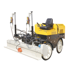 Concrete Floor Laser land Leveling machine Vibratory Laser Screed Machine for sale