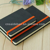 Multicolor Factory Direct Custom Leather Moleskine