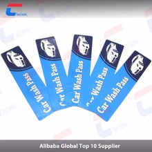 2017 new popular 860~960Mhz UHF EPC GEN2 RFID adhesive tag/sticker/wet inlay/alien 9640 rfid tag