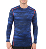(Trade Assurance) New arrival top quality nylon polyester Man sports compression wear