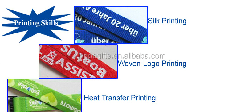Cheap Custom Lanyard No Minimum Order