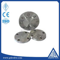 ANSI B16.5 class 150 butt weld forged a105 carbon steel pipe blind flange pipe flange made in China
