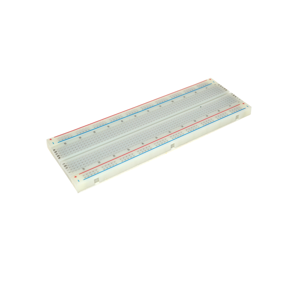 Solderless Plug-in Round <strong>Hole</strong> 840 Tie Points Breadboard