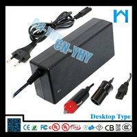 power supply led strip 14v 6a ac dc adapter 84w flexible lcd screen
