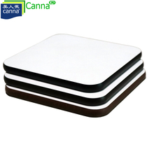 Canna 12mm white compact laminate sheets hpl