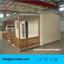 Unique Design of High Quality Prefab House made in China 3 x 6m