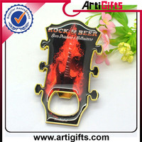 promotional zinc alloy foot shape beer bottle opener