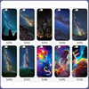 2016 China Supplier TPU Custom Printing Aurora Polaris Lights Pattern Phone Case for HTC All Cell Phone Models