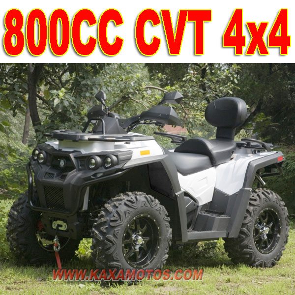 Chinese ATV Brands 800cc 4x4