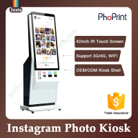 Advertising Media Selfie Photo Booth Mobile Kiosk Used Cheap Photo Booth