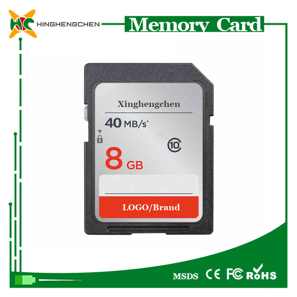 High speed camera memory card for sandisk flash sd memory card class 10