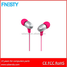 phone accessory anti dust earphone plug jack accessory,earphone for iphone5,earphone mic