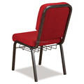 metal furniture stackable church chairs