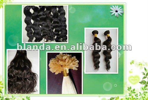 Hot style indian temple hair ab wave