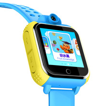 Factory price and high quality 3g gps fast tracker watches mobile phone for kids